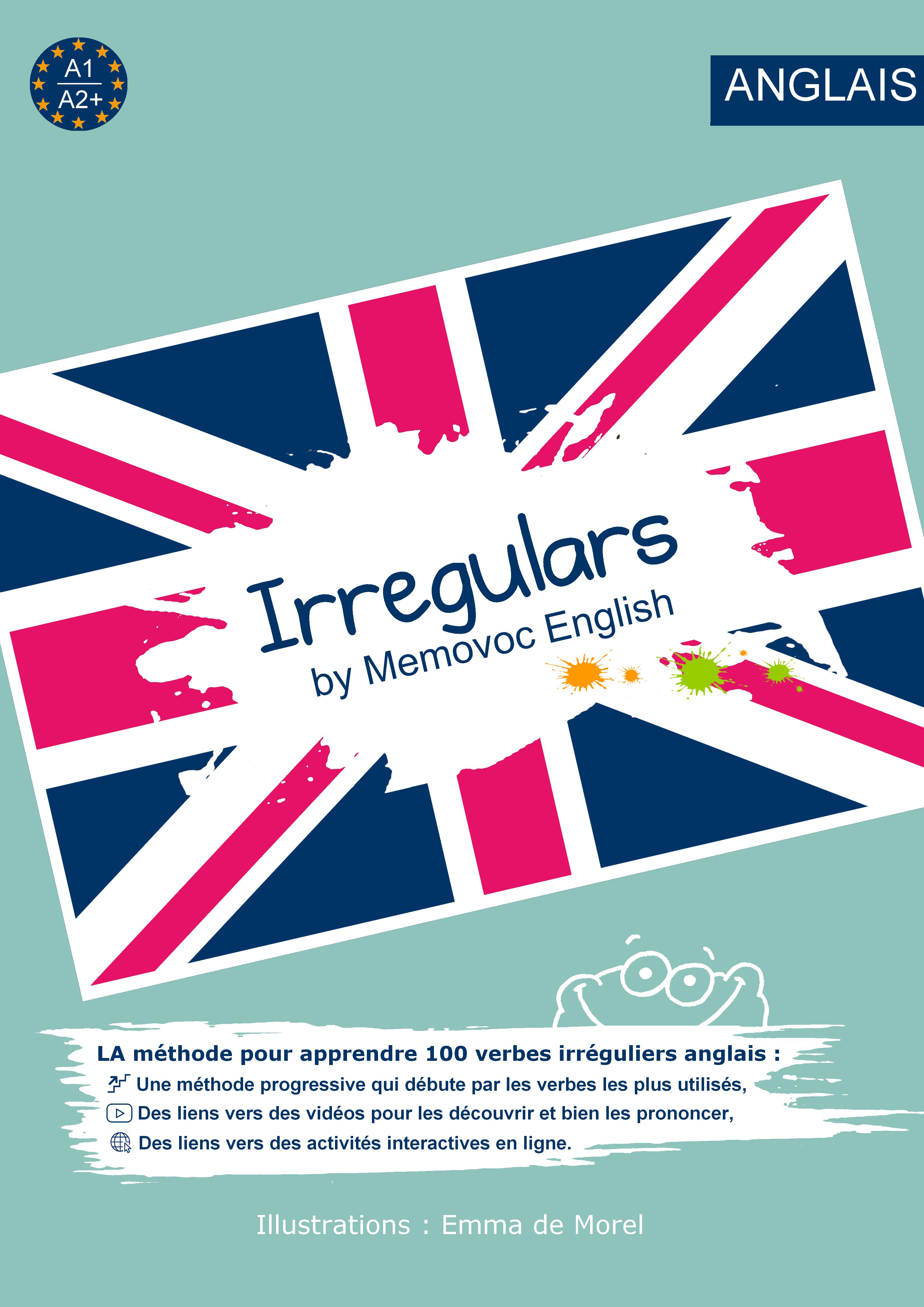Irregulars By Memovoc English Memovoc